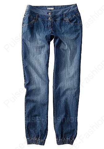 Модные и стильные джинсы-шаровары лето 2019