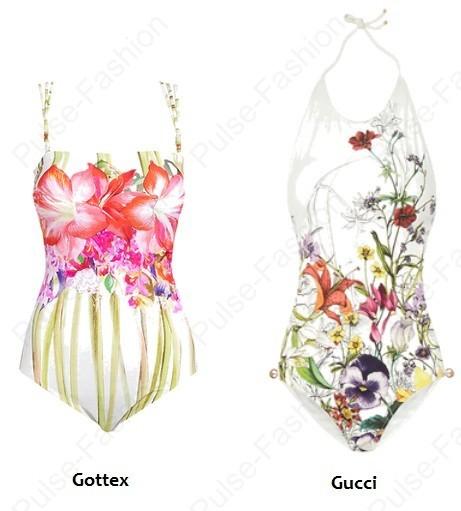 Модные и стильные купальники лето 2017