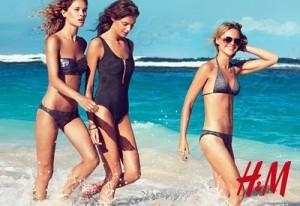 Трендовые купальники H&M лето 2015