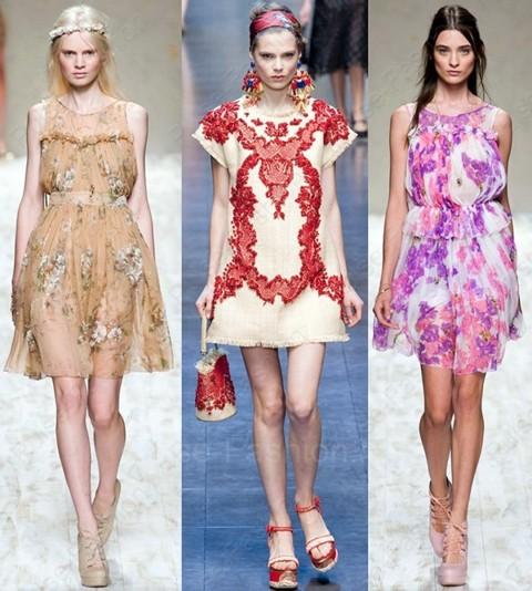 Платья женские летние колекция от диор