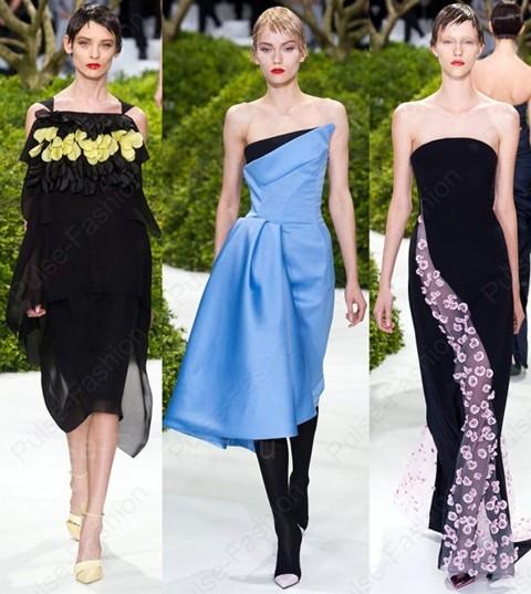 Трендовые летние платьица 2015