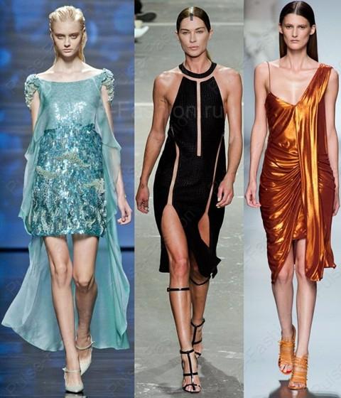 Трендовые летние платьица 2019