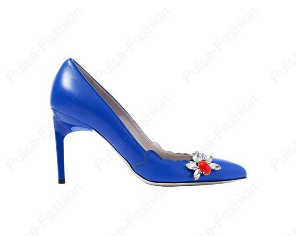 летние дамские туфли 2015 - 110