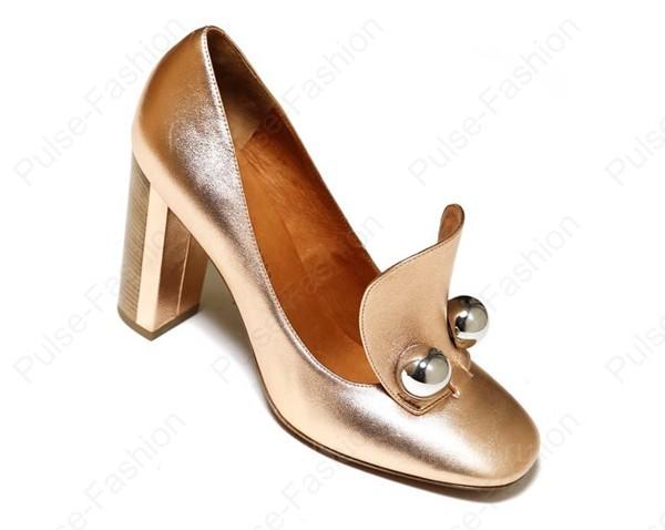 летние дамские туфли 2015 - 129