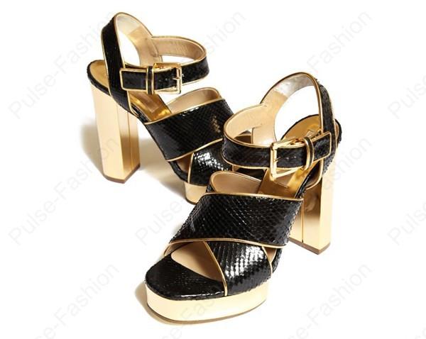летние дамские туфли 2015 - 141