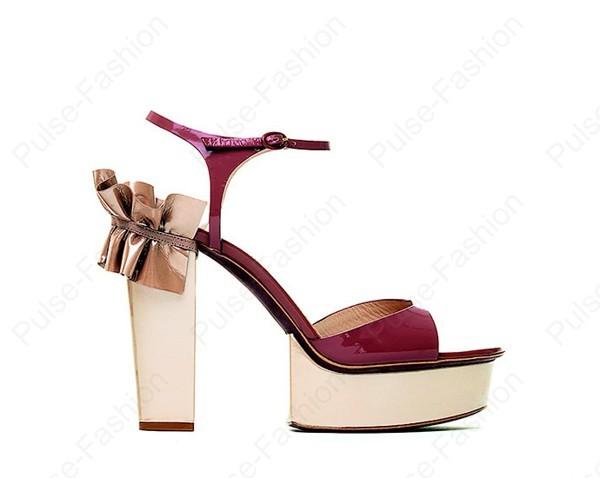 летние дамские туфли 2015 - 145
