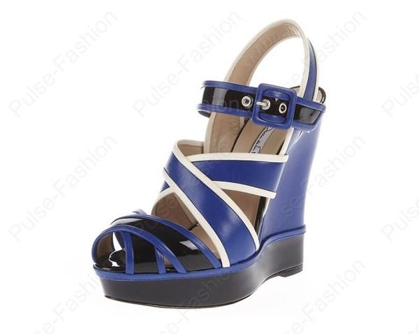 летние дамские туфли 2015 - 147