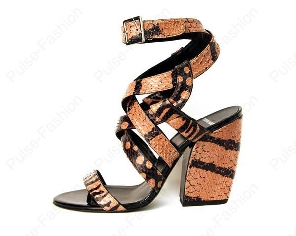 летние дамские туфли 2015 - 158
