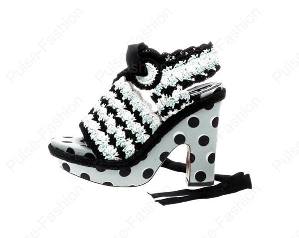 летние дамские туфли 2015 - 179
