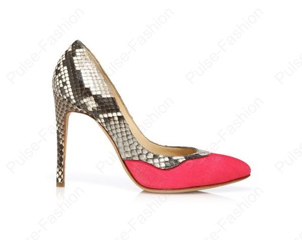летние дамские туфли 2015 - 18