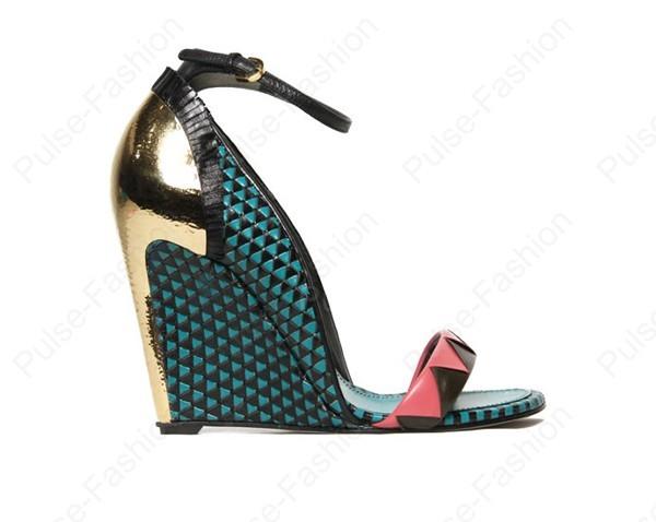 летние дамские туфли 2015 - 186