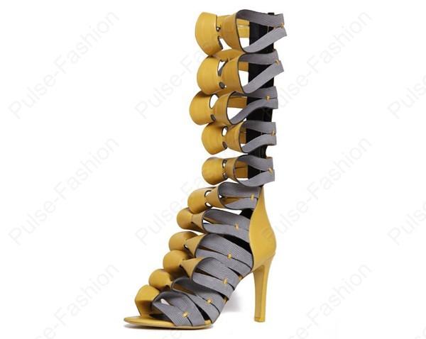 летние дамские туфли 2015 - 19