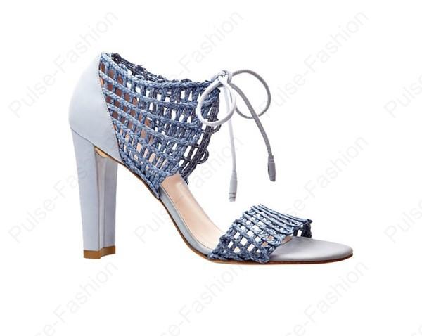 летние дамские туфли 2015 - 206
