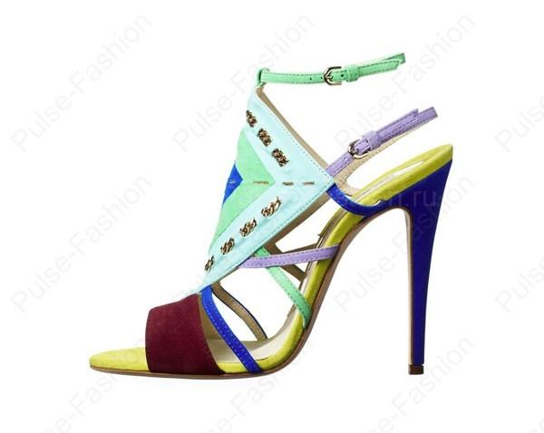 летние дамские туфли 2015 - 37