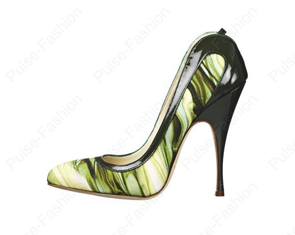 летние дамские туфли 2015 - 38