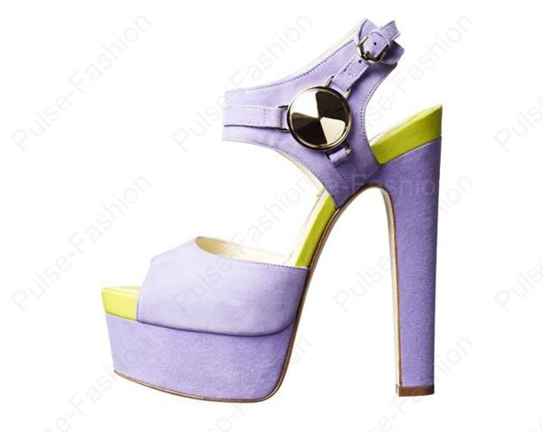 летние дамские туфли 2015 - 39