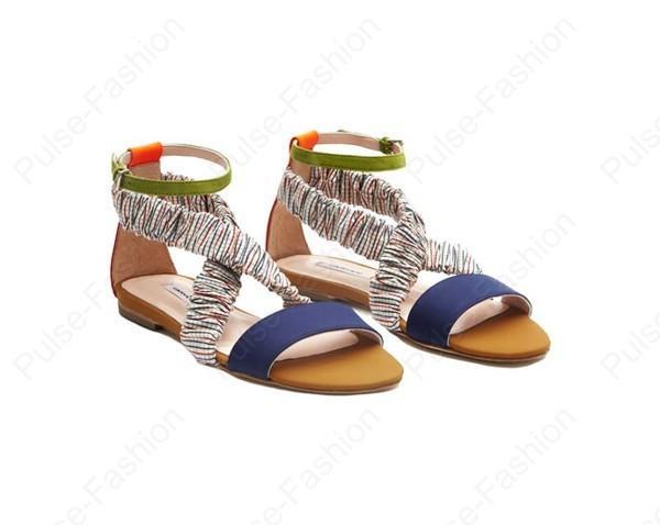 летние дамские туфли 2015 - 44