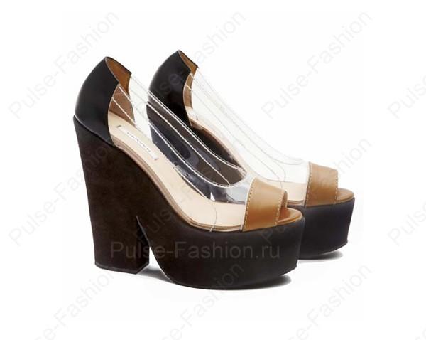 летние дамские туфли 2015 - 46