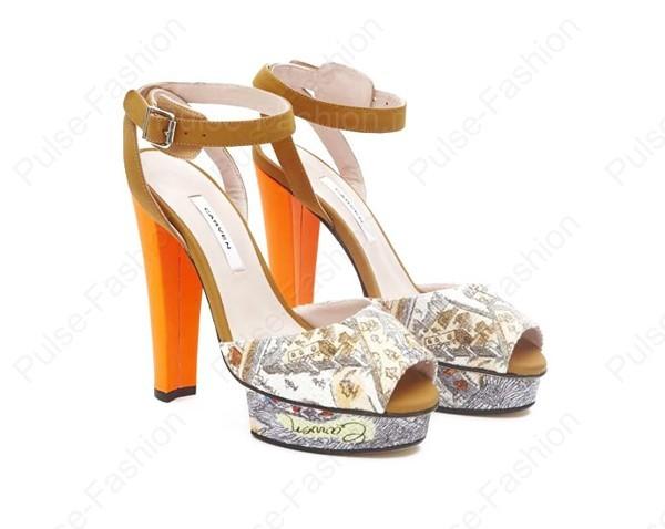 летние дамские туфли 2015 - 49