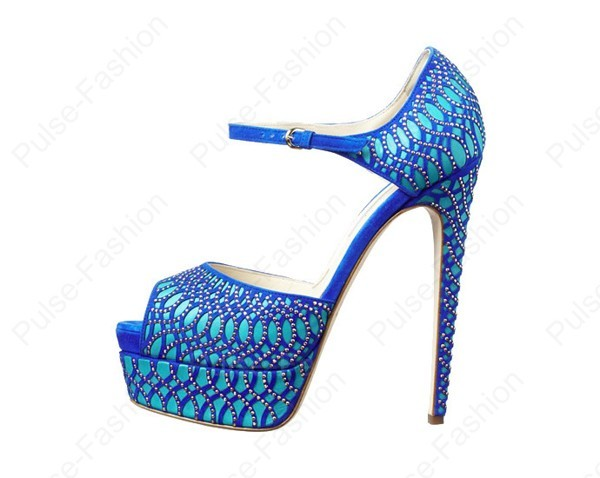 летние дамские туфли 2015 - 6