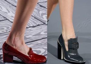 Летние дамские туфли 2015
