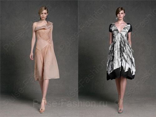 Стильные и модные платья лето 2017 ФОТО