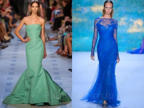 Модные и стильные платья на выпускной 2021