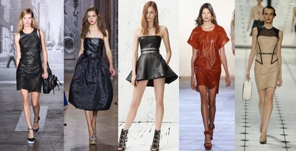 Элегантное платьице весна-лето 2019-1