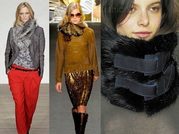 Стильные и модные шарфы осень-зима 2020