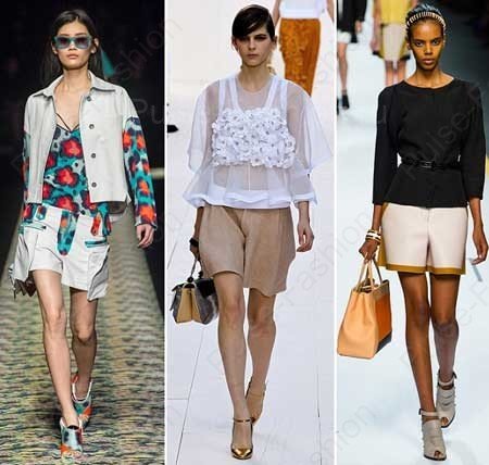 Модные и стильные шорты лето 2020
