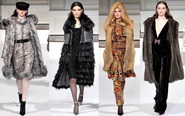 Стильные и модные шубы осень-зима 2018