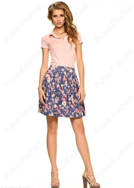Модные и стильные юбки весна лето 2017