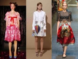 Модные и стильные юбки весна лето 2020