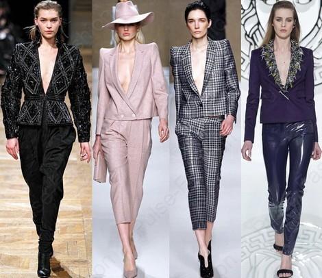 Модные и стильные жакеты осень-зима 2018