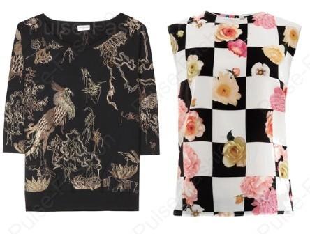 Материал трендовых дамских блузок 2019