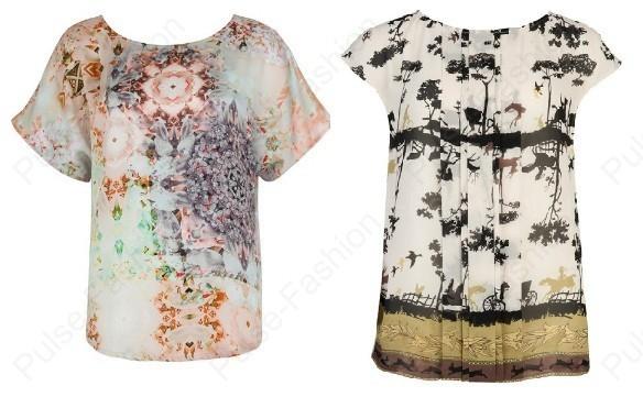 Стильные женские блузы 2019