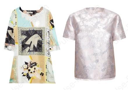 блузы весна-лето 2018