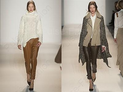 Стильные и модные женские штаны осень-зима 2019