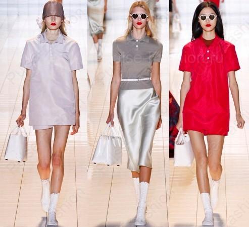 Модные и стильные женские футболки 2020