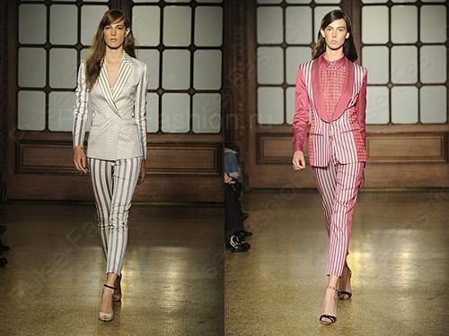 Стильные и модные женские костюмы 2021