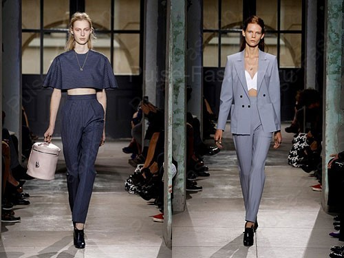 Стильные и модные женские костюмы 2019