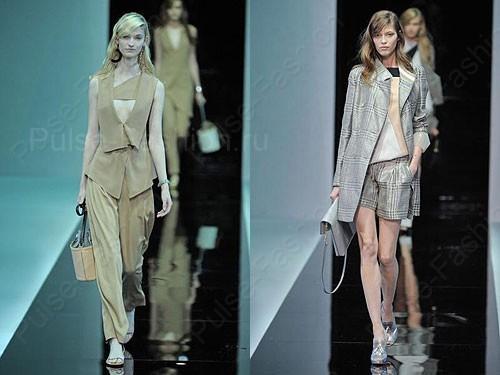 Трендовые дамские костюмчики 2015