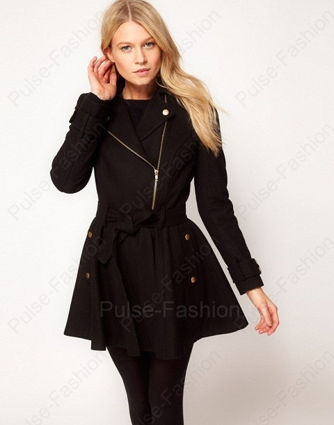длинноватые дамские куртки осень-зима 2021