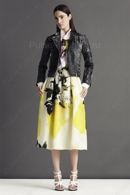 Цвет трендовых дамских курток осень-зима 2021