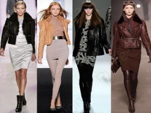 Трендовые дамские куртки осень-зима 2021