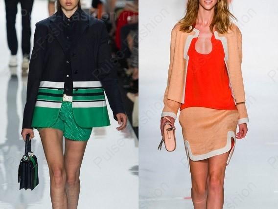 дамские пиджаки весна-лето 2015