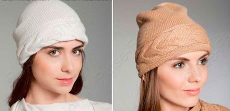 Стильные и модные шапки осень-зима 2017