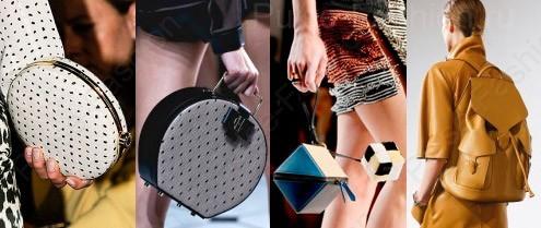 Трендовые дамские сумки 2015