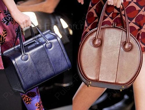Стильные и модные дамские сумки осень-зима 2017
