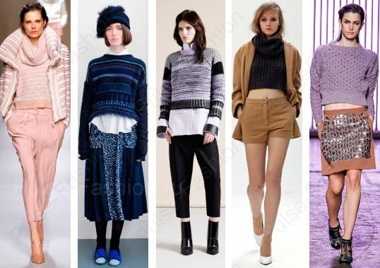 Модные женские свитера осень-зима 2020